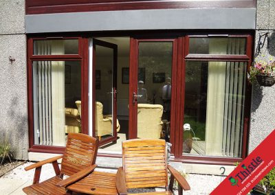 uPVC French Doors Aberdeen, Aberdeenshire & North East Scotland: Installation Example14