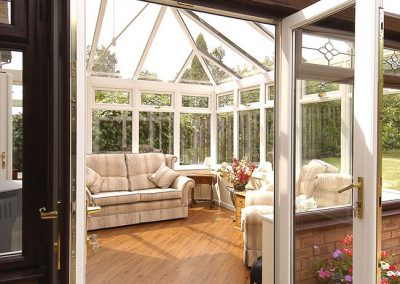uPVC French Doors Aberdeen, Aberdeenshire & North East Scotland: Installation Example 16