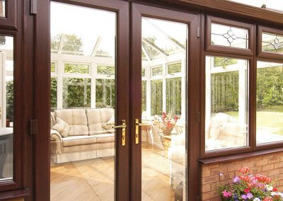 uPVC French Doors Aberdeen, Aberdeenshire & North East Scotland: Installation Example 17