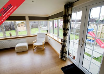 uPVC French Doors Aberdeen, Aberdeenshire & North East Scotland: Installation Example 18