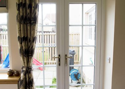 uPVC French Doors Aberdeen, Aberdeenshire & North East Scotland: Installation Example 19