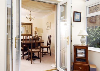 uPVC French Doors Aberdeen, Aberdeenshire & North East Scotland: Installation Example 20