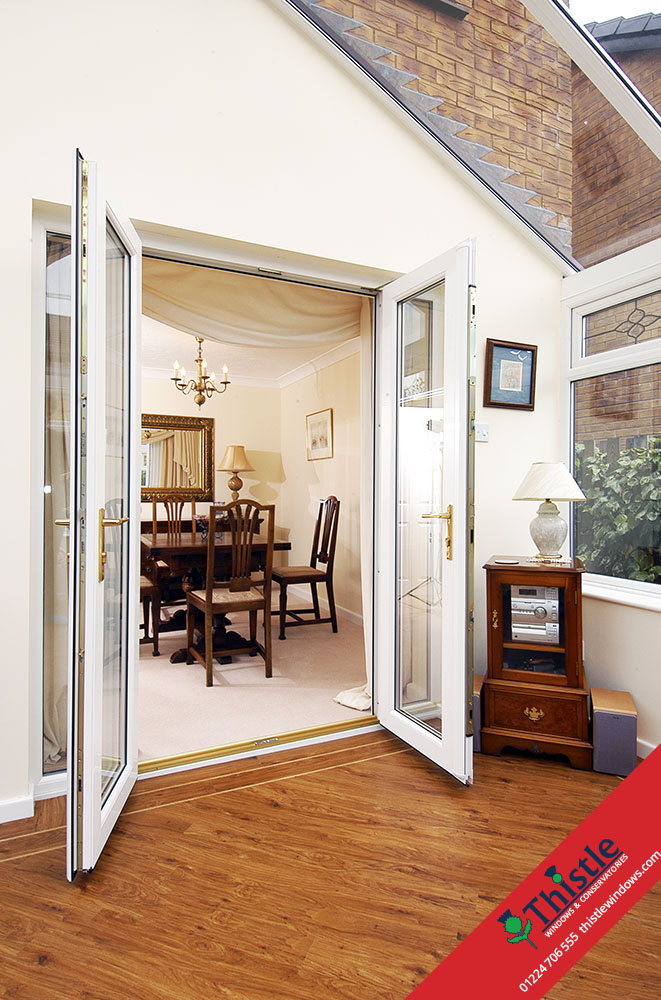 Upvc French Doors Aberdeen Amp Aberdeenshire 187 Thistle Windows