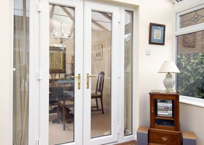 uPVC French Doors Aberdeen, Aberdeenshire & North East Scotland: Installation Example 21