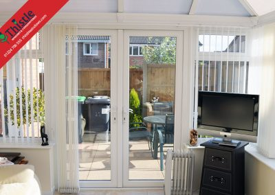 uPVC French Doors Aberdeen, Aberdeenshire & North East Scotland: Installation Example 24