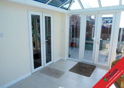 uPVC French Doors Aberdeen, Aberdeenshire & North East Scotland: Installation Example 6