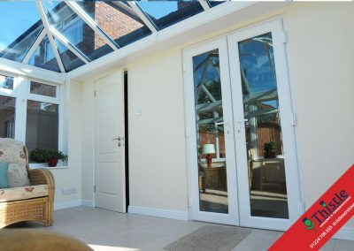 uPVC French Doors Aberdeen, Aberdeenshire & North East Scotland: Installation Example 7