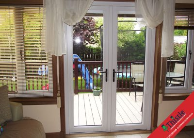 uPVC French Doors Aberdeen, Aberdeenshire & North East Scotland: Installation Example 9
