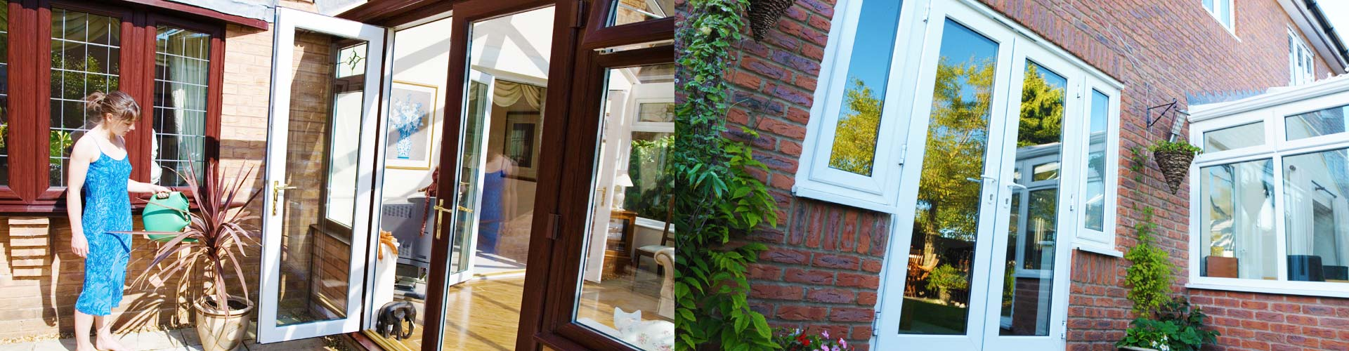 uPVC French Doors Aberdeen, Aberdeenshire & North East Scotland
