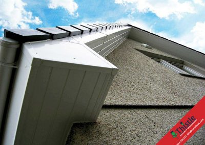 uPVC Roofline, Cladding, Soffits & Fascias Aberdeen, Aberdeenshire & North East Scotland: Installation Example 14