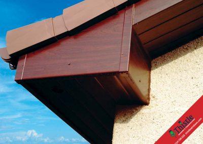uPVC Roofline, Cladding, Soffits & Fascias Aberdeen, Aberdeenshire & North East Scotland: Installation Example 3