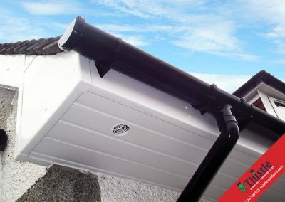 uPVC Roofline, Cladding, Soffits & Fascias Aberdeen, Aberdeenshire & North East Scotland: Installation Example 5
