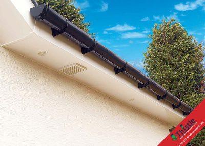uPVC Roofline, Cladding, Soffits & Fascias Aberdeen, Aberdeenshire & North East Scotland: Installation Example 7