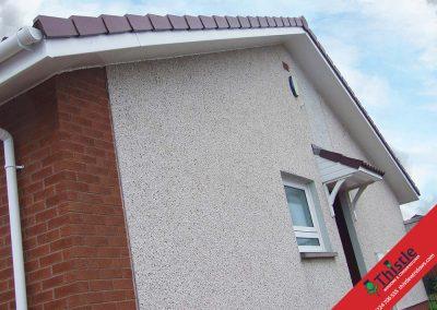 uPVC Roofline, Cladding, Soffits & Fascias Aberdeen, Aberdeenshire & North East Scotland: Installation Example 9