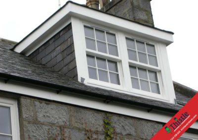Sash Windows Aberdeen, Aberdeenshire & North East Scotland: Installation Example 1