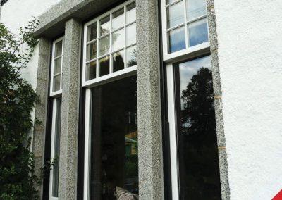 Sash Windows Aberdeen, Aberdeenshire & North East Scotland: Installation Example 100