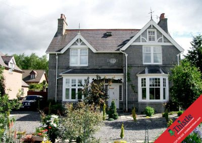 Sash Windows Aberdeen, Aberdeenshire & North East Scotland: Installation Example 35
