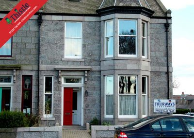 Sash Windows Aberdeen, Aberdeenshire & North East Scotland: Installation Example 43
