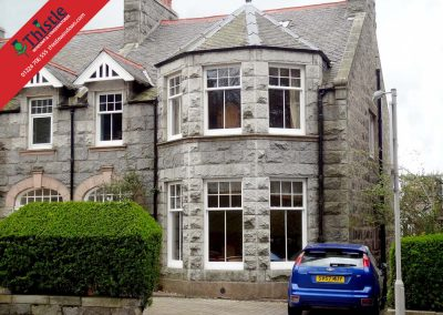Sash Windows Aberdeen, Aberdeenshire & North East Scotland: Installation Example 51