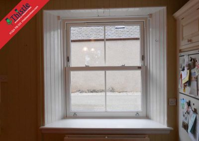 Sash Windows Aberdeen, Aberdeenshire & North East Scotland: Installation Example 61