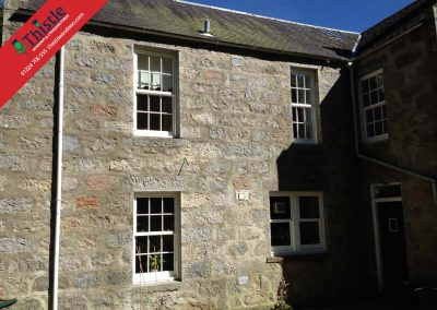 Sash Windows Aberdeen, Aberdeenshire & North East Scotland: Installation Example 84