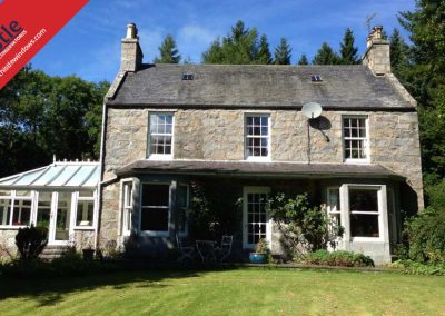 Sash Windows Aberdeen, Aberdeenshire & North East Scotland: Installation Example 86
