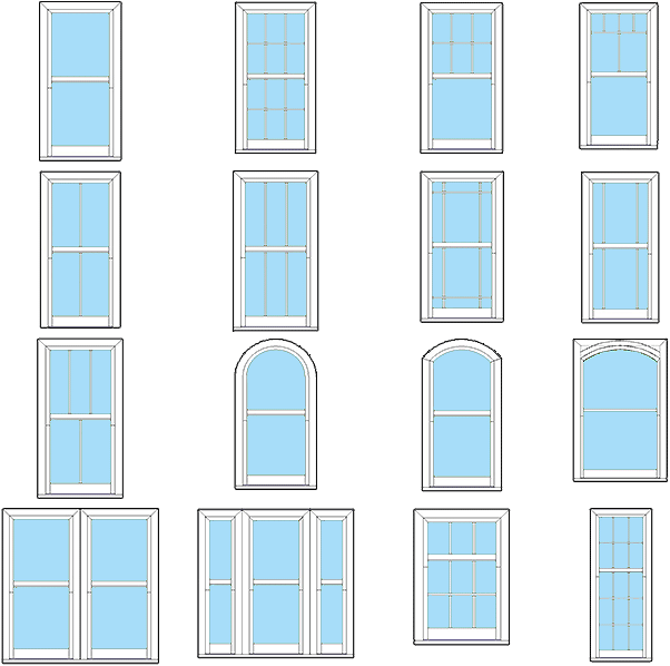 Made To Measure Sash Windows Aberdeen, Aberdeenshire & North East Scotland