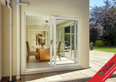 uPVC Sliding Patio Doors Aberdeen, Aberdeenshire & North East Scotland: Installation Example 2