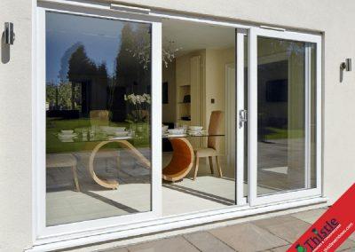 uPVC Sliding Patio Doors Aberdeen, Aberdeenshire & North East Scotland: Installation Example 4