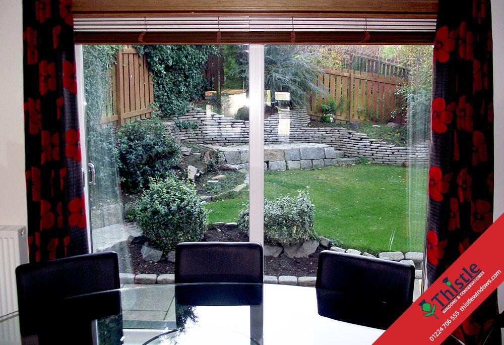 Upvc sliding patio doors aberdeen aberdeenshire thistle windows upvc sliding patio doors aberdeen aberdeenshire north east scotland installation example 5 planetlyrics Images