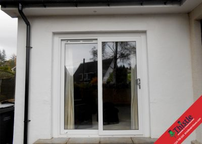 uPVC Sliding Patio Doors Aberdeen, Aberdeenshire & North East Scotland: Installation Example 6