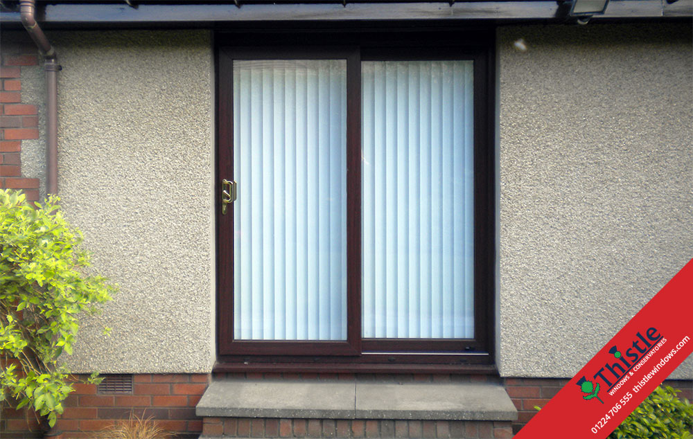 Upvc sliding patio doors aberdeen aberdeenshire for Upvc doors scotland