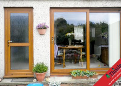 uPVC Sliding Patio Doors Aberdeen, Aberdeenshire & North East Scotland: Installation Example 8