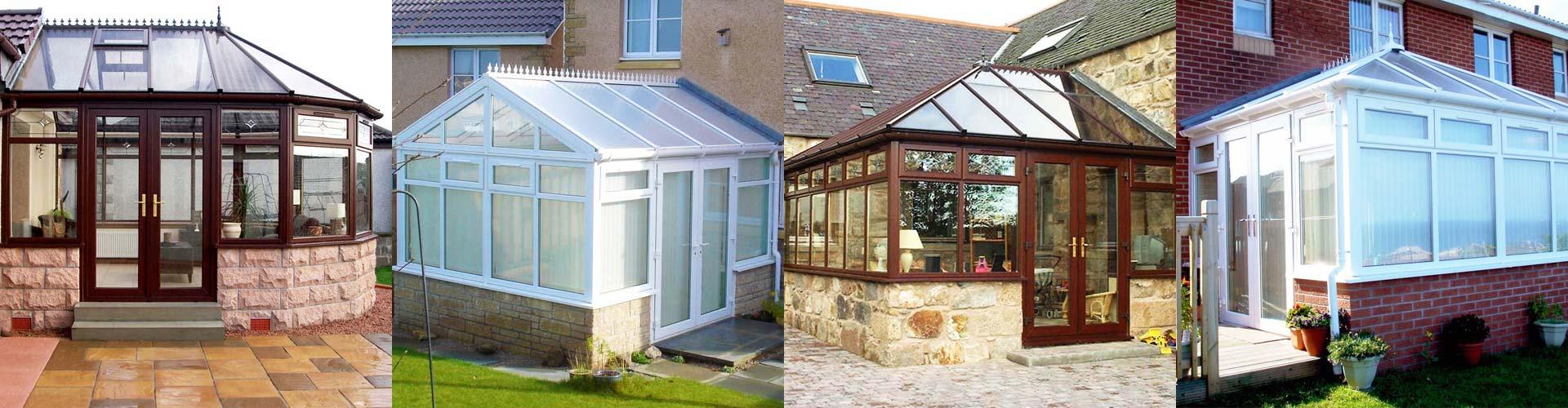 Conservatories Aberdeenshire, Aberdeen & North East Scotland
