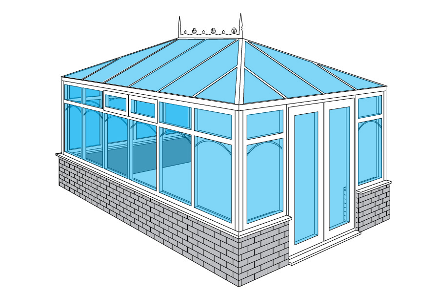 Edwardian Conservatories for Aberdeen, Aberdeenshire & North East Scotland