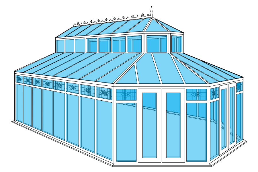 Lantern Top Conservatories for Aberdeen, Aberdeenshire & North East Scotland