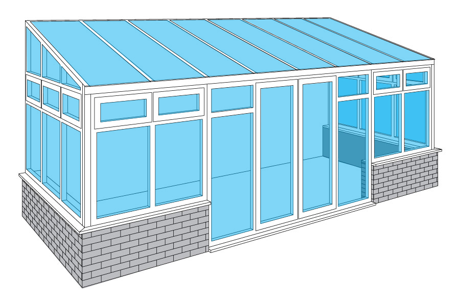 Lean To Conservatories for Aberdeen, Aberdeenshire & North East Scotland