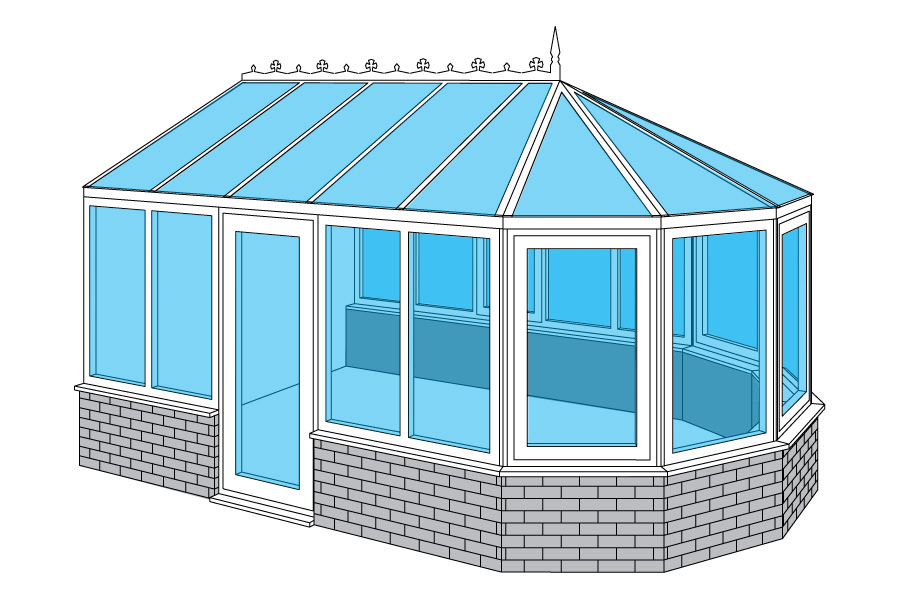 Victorian Conservatories for Aberdeen, Aberdeenshire & North East Scotland