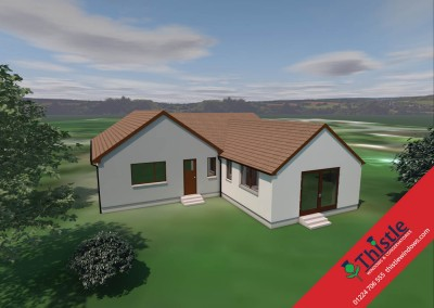 Thistle Home Extensions Aberdeen 3D Design Example 1
