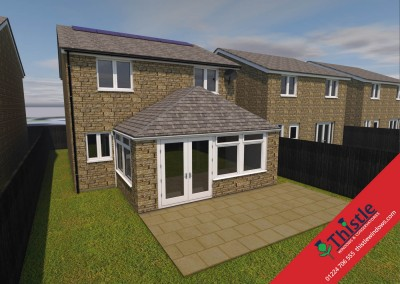 Thistle Home Extensions Aberdeen 3D Design Example 10