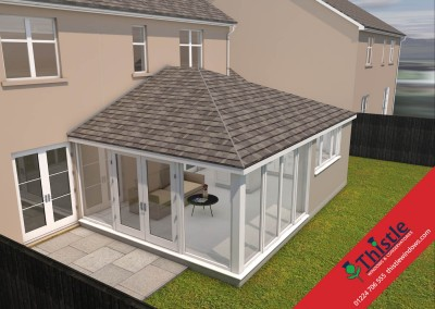 Thistle Home Extensions Aberdeen 3D Design Example 18