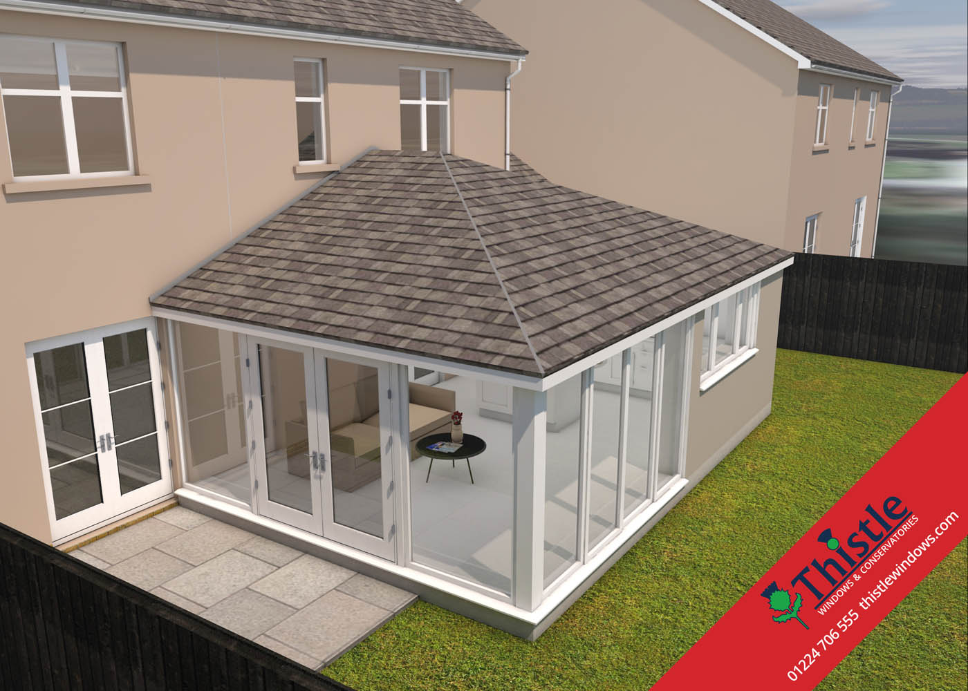 Thistle Home Extensions Aberdeen 3D Design Example 18 Thistle ...