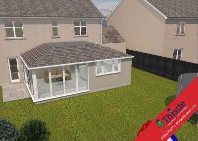 Thistle Home Extensions Aberdeen 3D Design Example 19