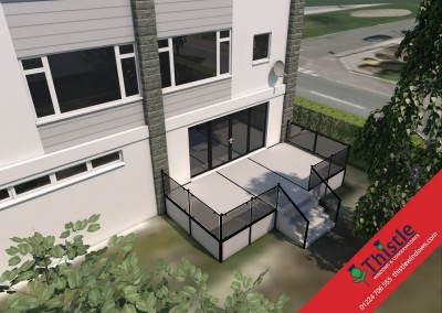 Thistle Home Extensions Aberdeen 3D Design Example 2