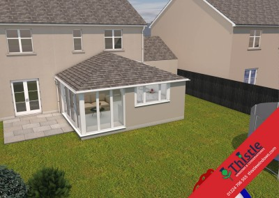 Thistle Home Extensions Aberdeen 3D Design Example 20