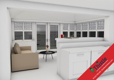Thistle Home Extensions Aberdeen 3D Design Example 23