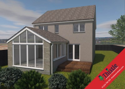 Thistle Home Extensions Aberdeen 3D Design Example 25