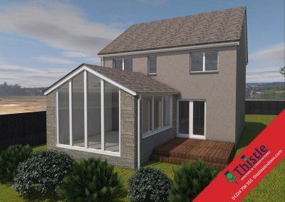 Thistle Home Extensions Aberdeen 3D Design Example 26