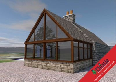 Thistle Home Extensions Aberdeen 3D Design Example 27