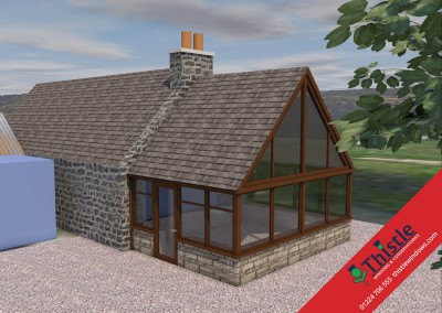 Thistle Home Extensions Aberdeen 3D Design Example 28